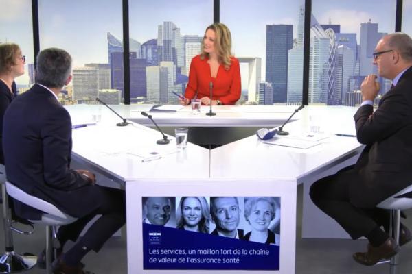 Retour sur… Live TV Les Services, maillon fort de l'assurance santé