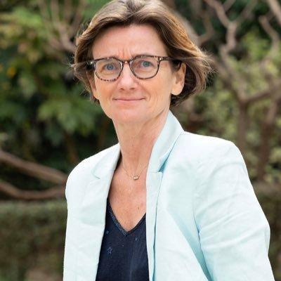 Agnès Firmin Le Bodo « Les pharmaciens ont pleinement démontré lors de cette pandémie qu'ils sont des acteurs de santé incontournables. »